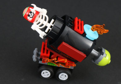 Free LEGO Hidden Side 30464 El Fuego's Stunt Cannon deal starts today