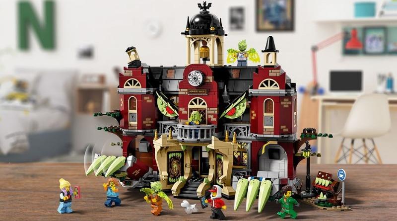 LEGO Hidden Side 70425 Featured