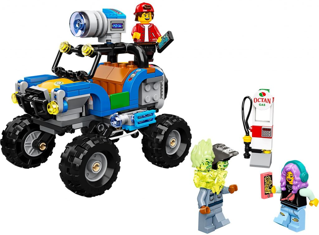 LEGO Hidden Side 70428 Jacks Beach Buggy
