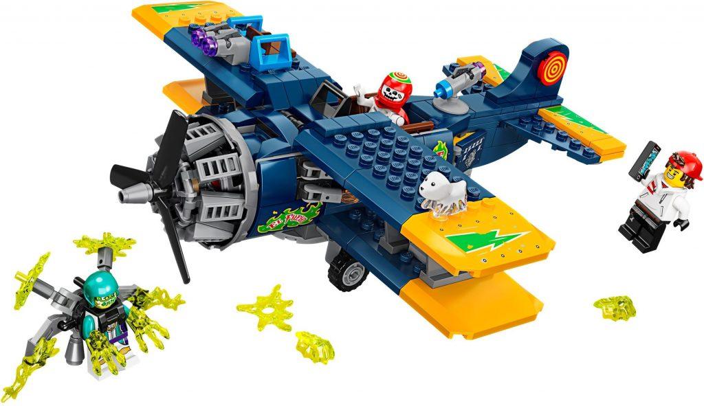 LEGO Hidden Side 70429 El Fuegos Stunt Plane