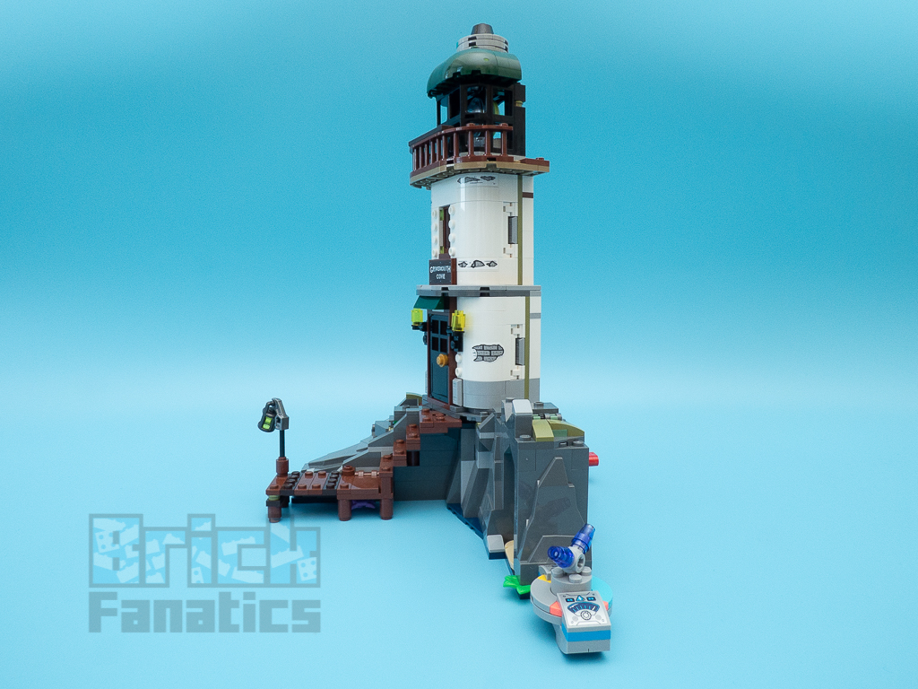 LEGO Hidden Side 70431 The Lighthouse Of Darkness 10