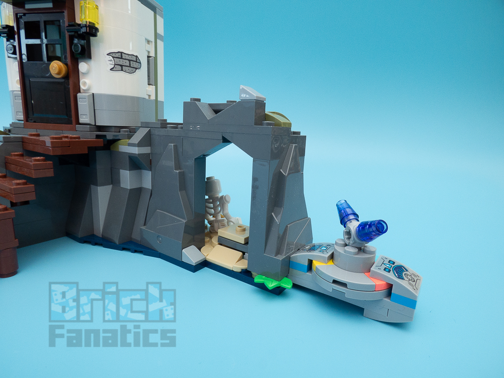 LEGO Hidden Side 70431 The Lighthouse Of Darkness 11