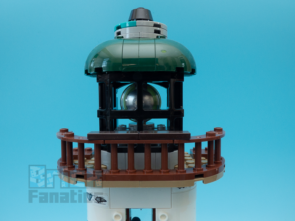 LEGO Hidden Side 70431 The Lighthouse Of Darkness 17