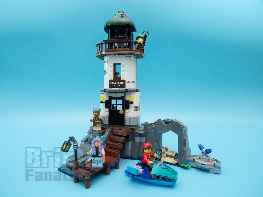 LEGO Hidden Side 70431 The Lighthouse Of Darkness 2