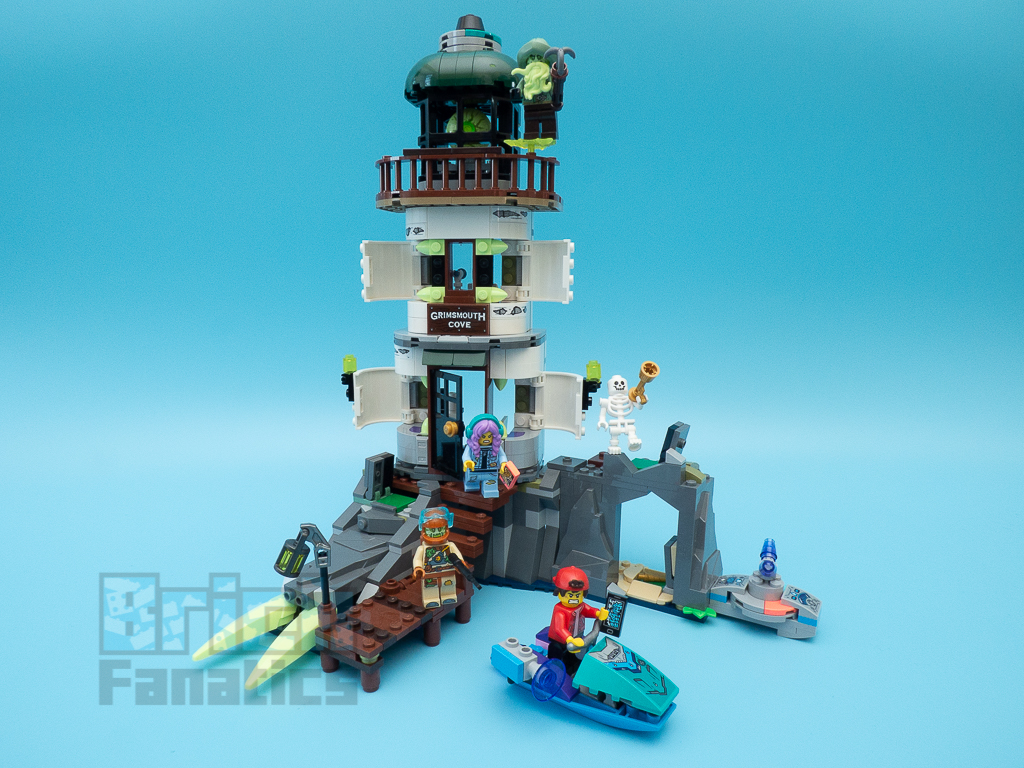 LEGO Hidden Side 70431 The Lighthouse Of Darkness 21
