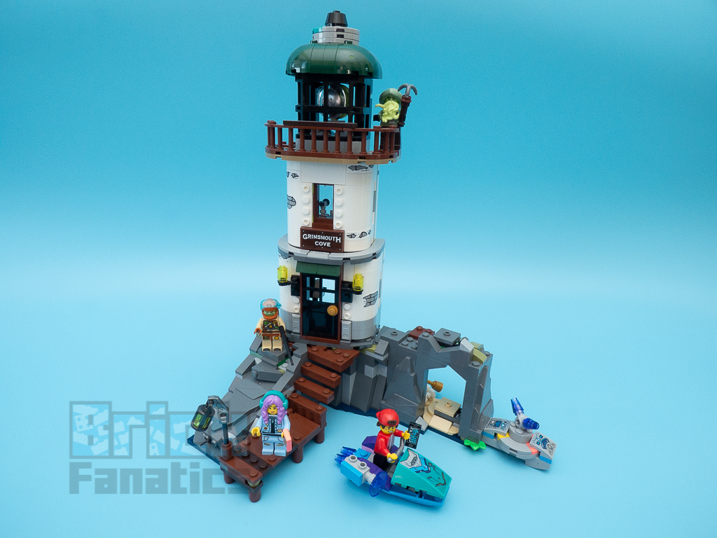 LEGO Hidden Side 70431 The Lighthouse Of Darkness 3