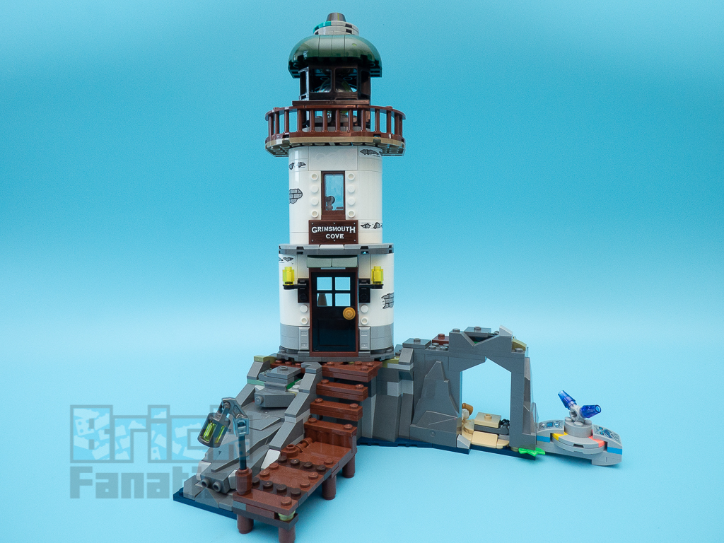 LEGO Hidden Side 70431 The Lighthouse Of Darkness 7
