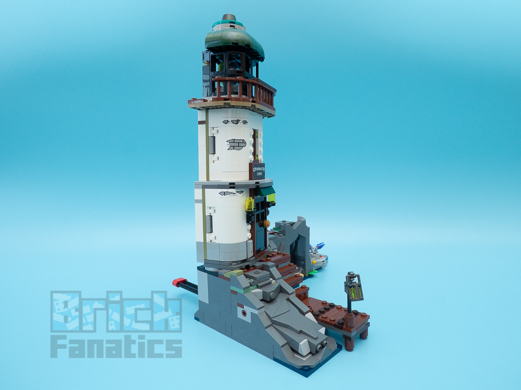 LEGO Hidden Side 70431 The Lighthouse Of Darkness 8