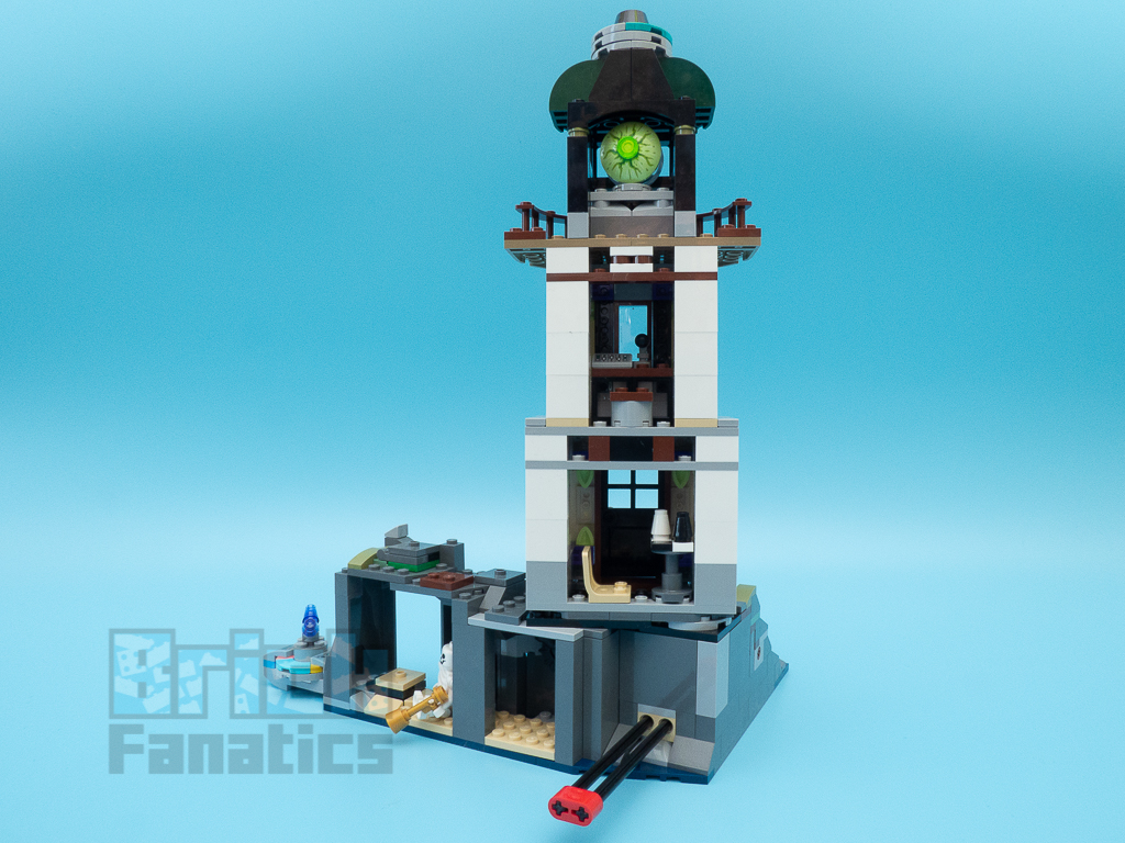 LEGO Hidden Side 70431 The Lighthouse Of Darkness 9