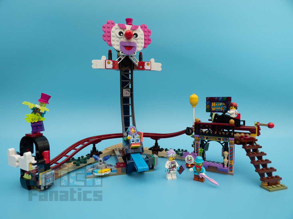 LEGO Hidden Side 70432 Haunted Fairground 1 1