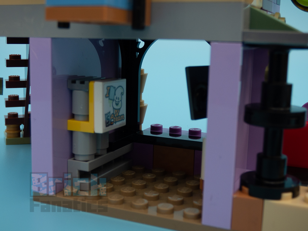 LEGO Hidden Side 70432 Haunted Fairground 11