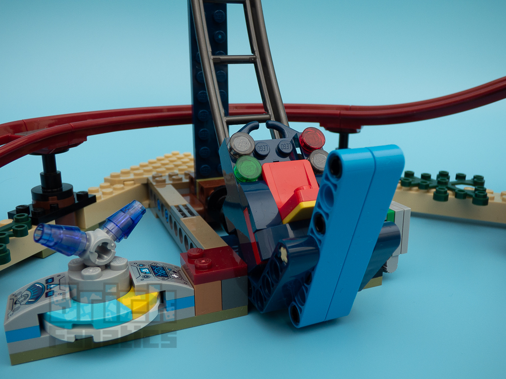 LEGO Hidden Side 70432 Haunted Fairground 19