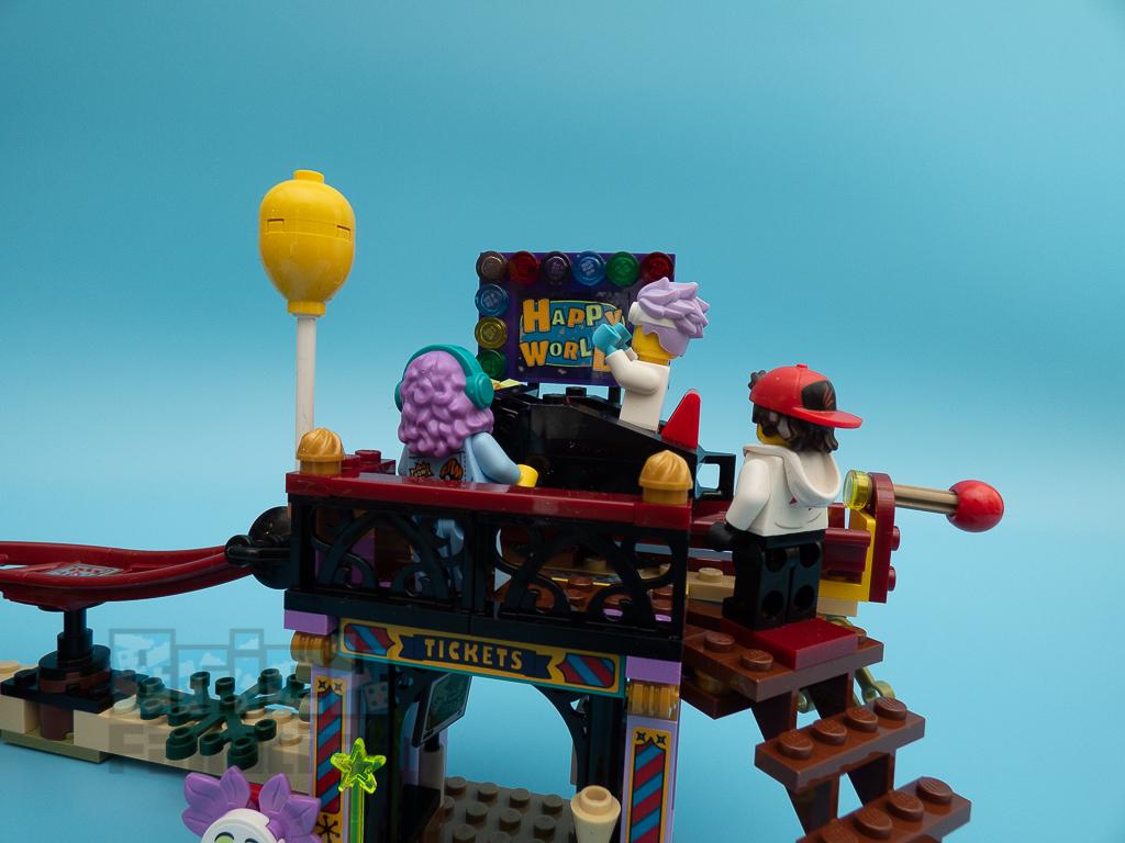 LEGO Hidden Side 70432 Haunted Fairground 34