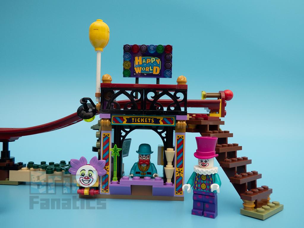 LEGO Hidden Side 70432 Haunted Fairground 7