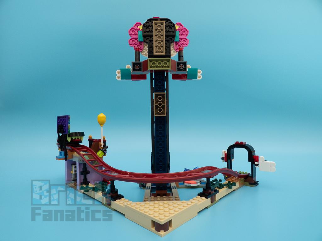 LEGO Hidden Side 70432 Haunted Fairground 9