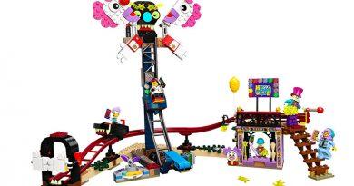 LEGO Hidden Side 70432 Haunted Fairground