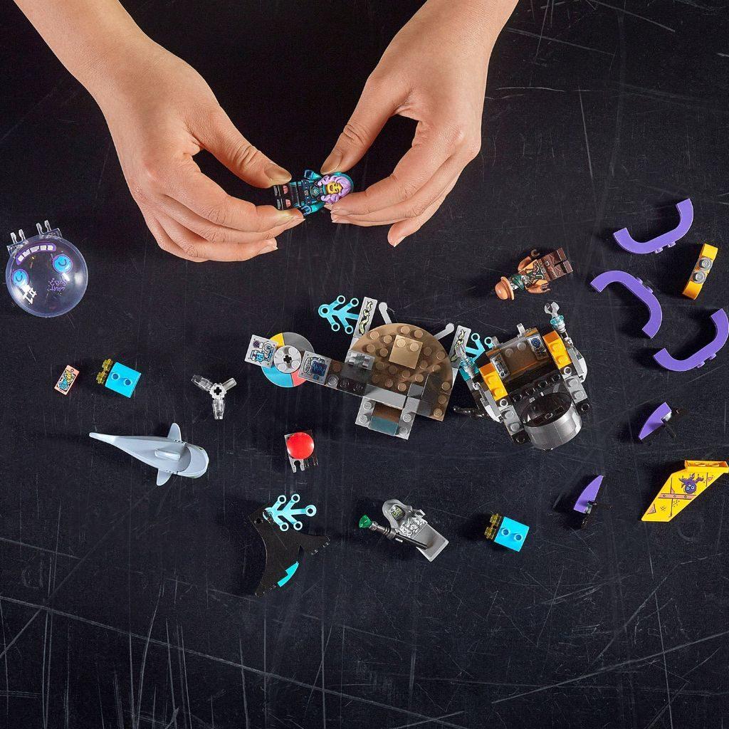 LEGO Hidden Side 70433 JBs Submarine 10 1024x1024