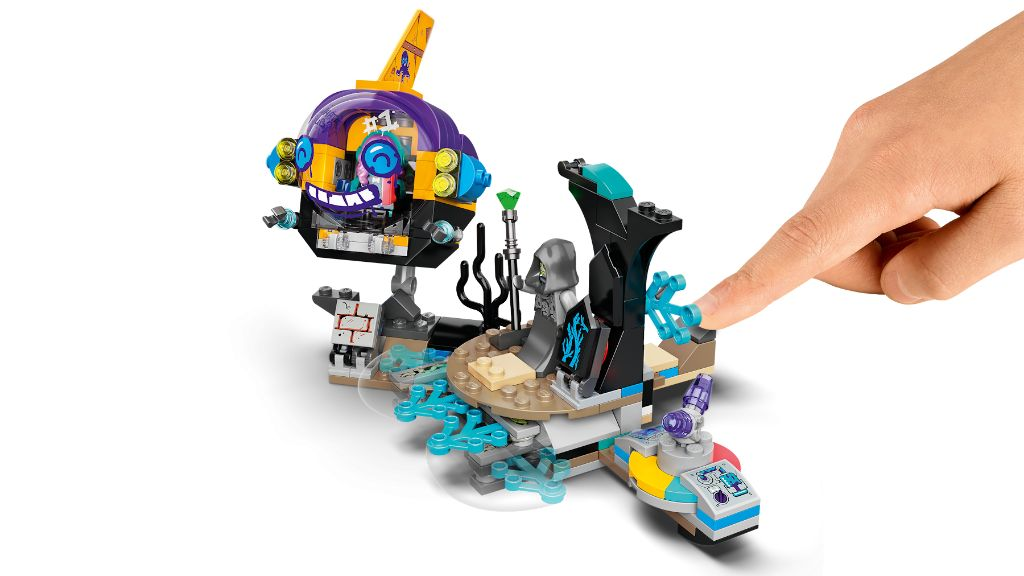LEGO Hidden Side 70433 JBs Submarine 5