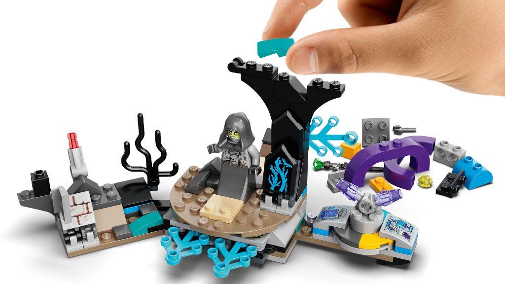 LEGO Hidden Side 70433 JBs Submarine 7