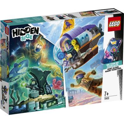 LEGO Hidden Side 70433 JBs Submarine