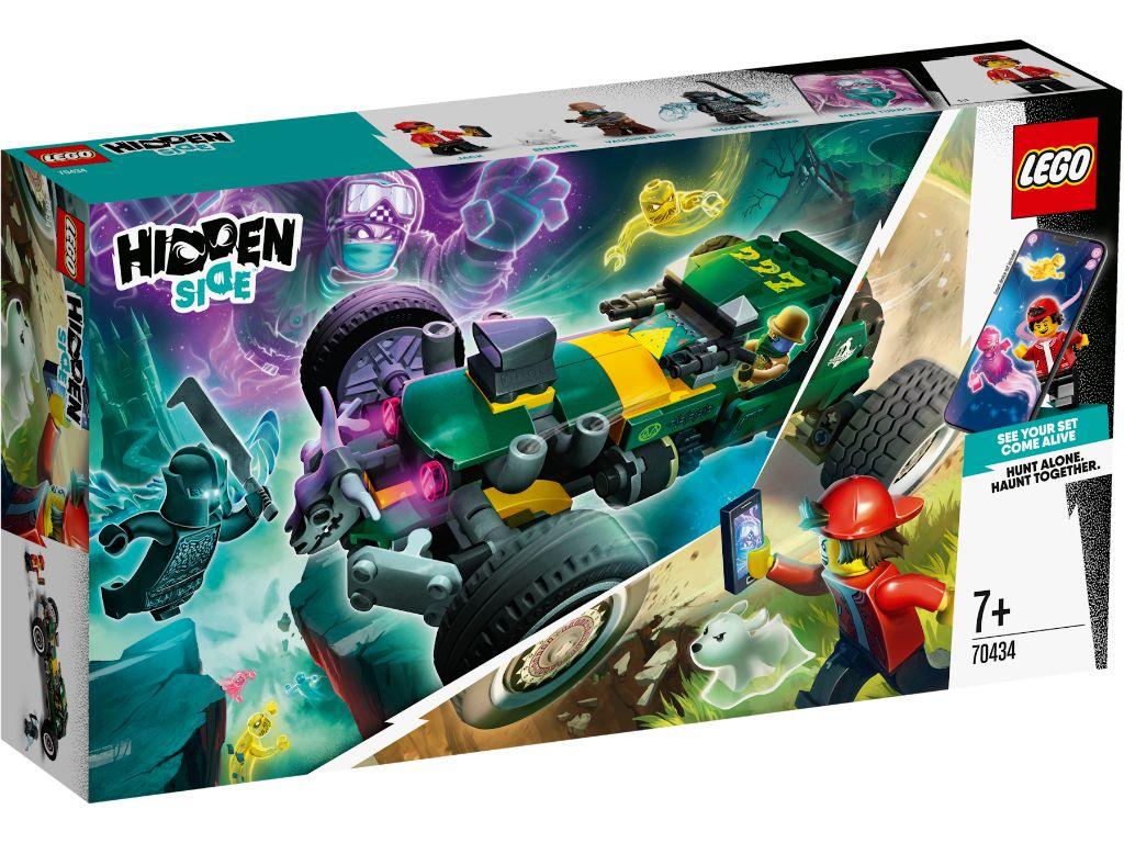LEGO Hidden Side 70434 Supernatural Race Car 1