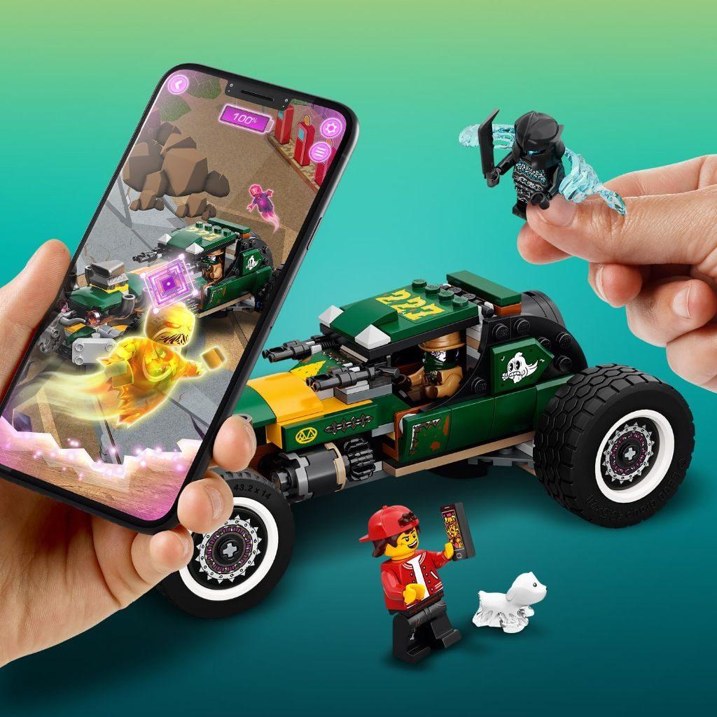 LEGO Hidden Side 70434 Supernatural Race Car 10 1024x1024