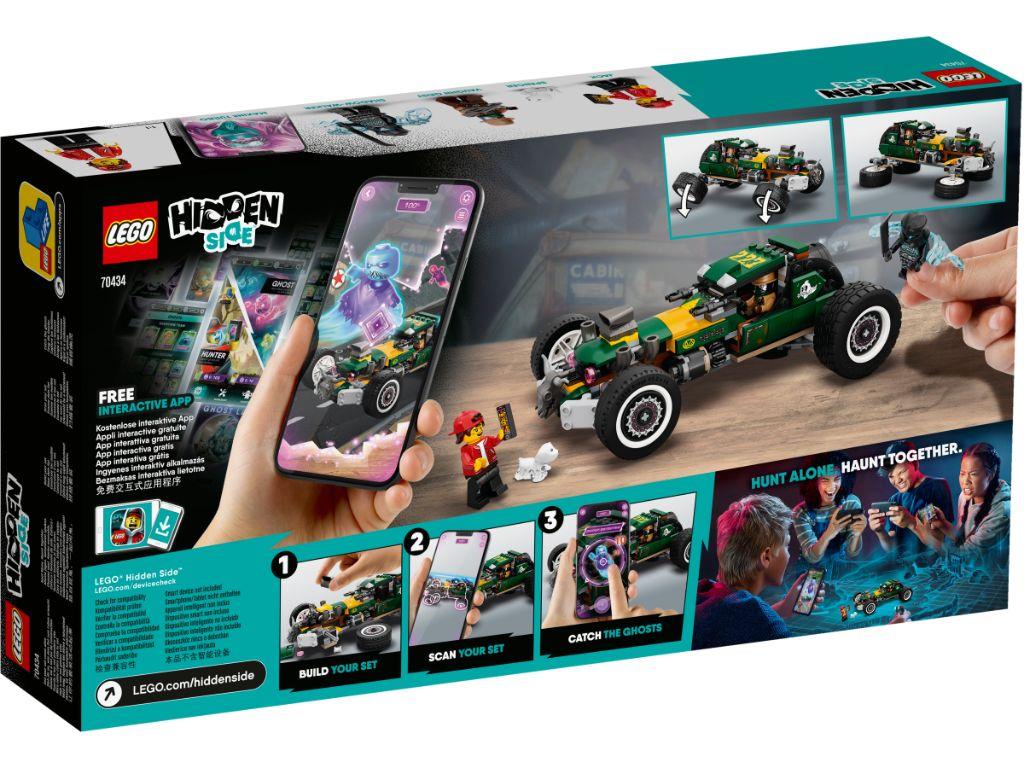 LEGO Hidden Side 70434 Supernatural Race Car 2