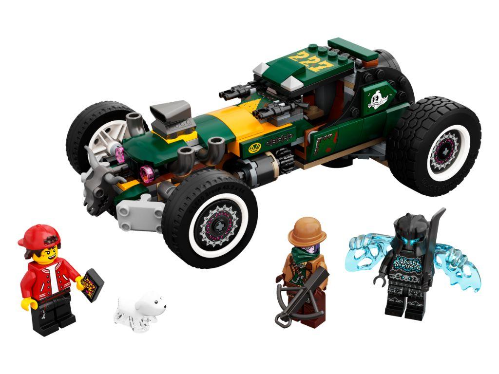 LEGO Hidden Side 70434 Supernatural Race Car 3