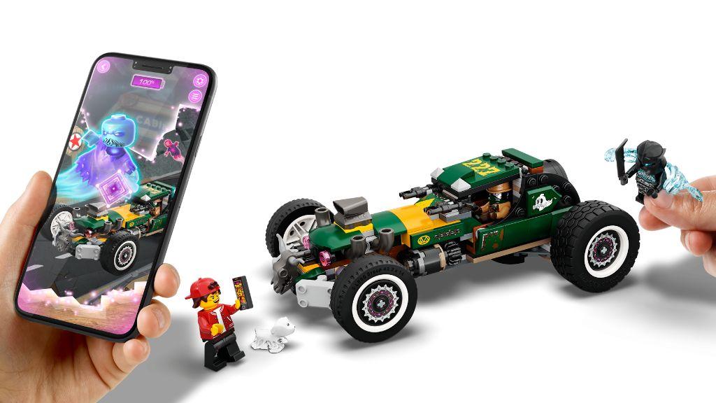 LEGO Hidden Side 70434 Supernatural Race Car 4