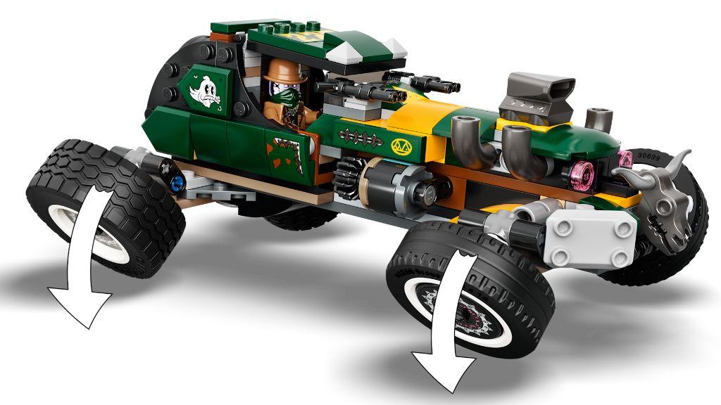 LEGO Hidden Side 70434 Supernatural Race Car 5