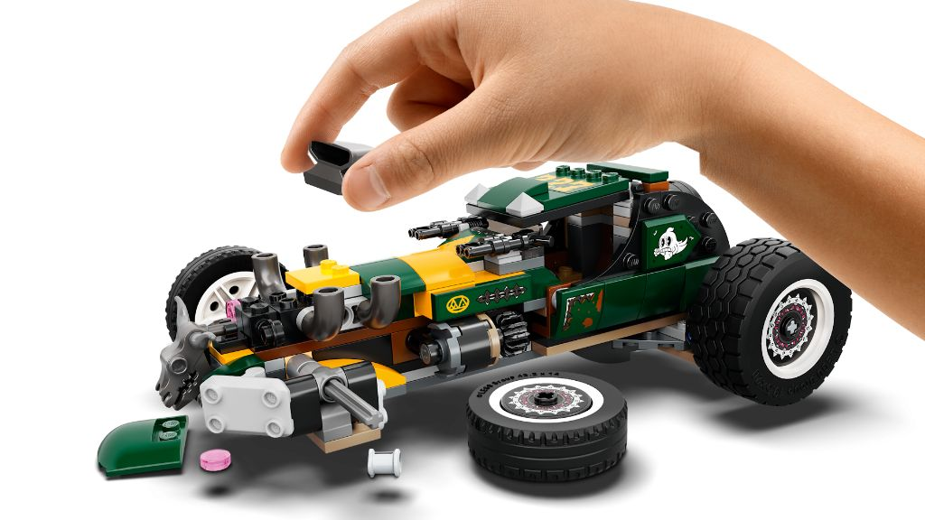 LEGO Hidden Side 70434 Supernatural Race Car 6