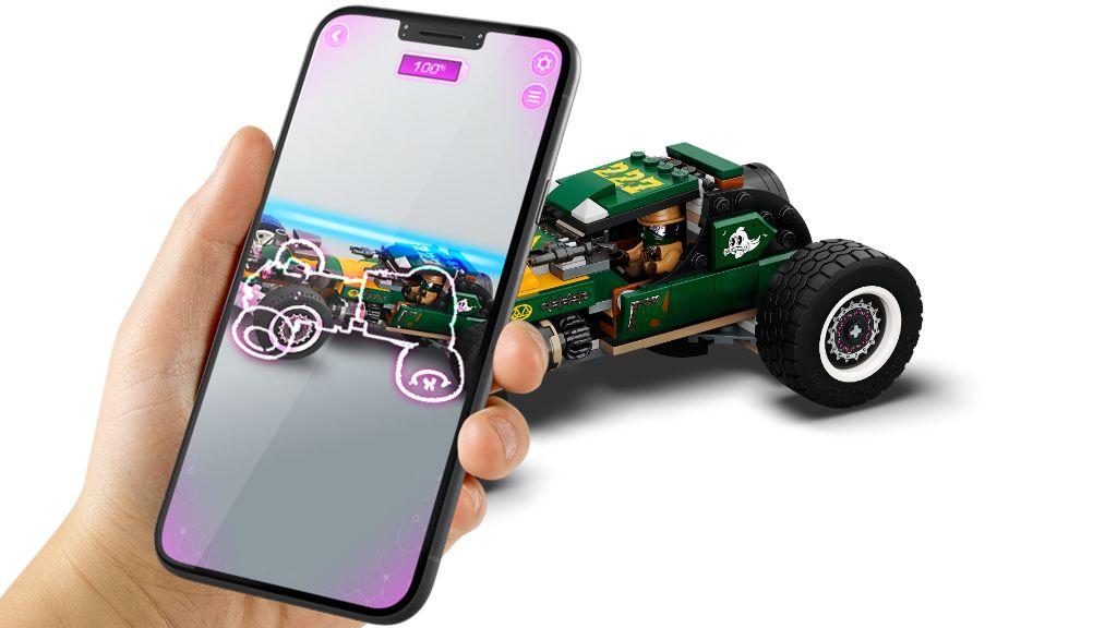 LEGO Hidden Side 70434 Supernatural Race Car 7