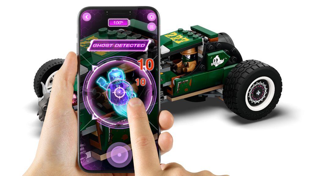LEGO Hidden Side 70434 Supernatural Race Car 8