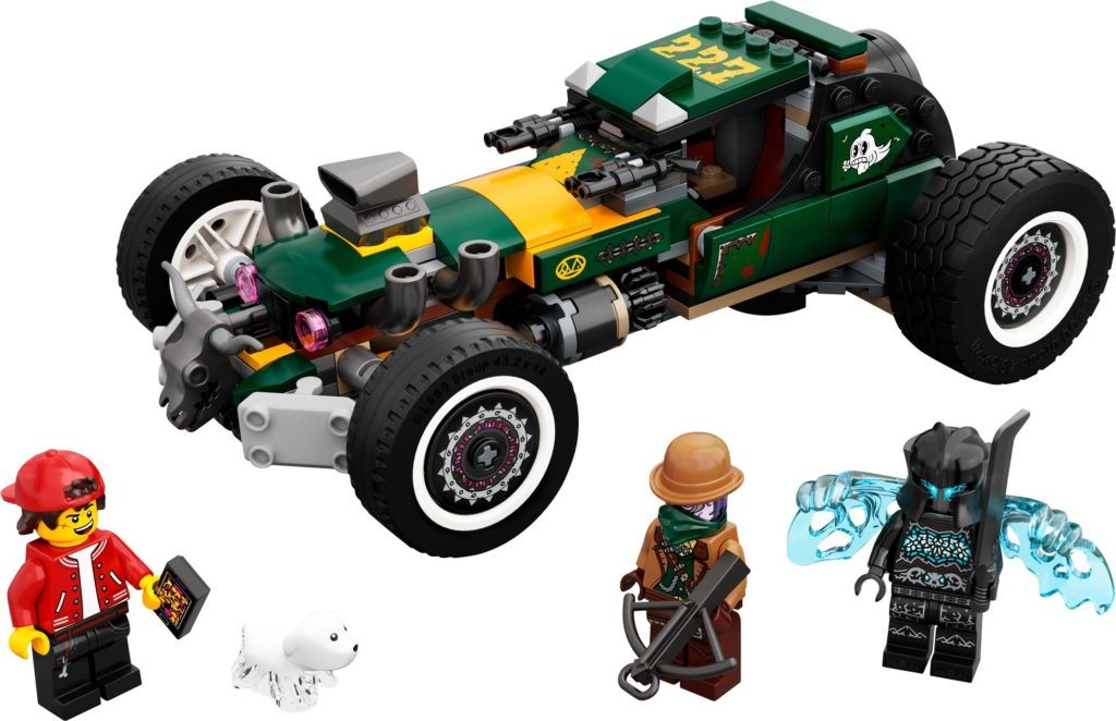 LEGO Hidden Side 70434 Supernatural Race Car