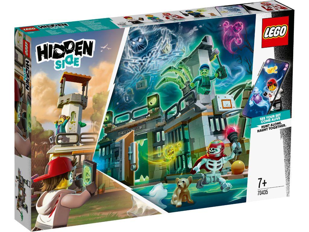 LEGO Hidden Side 70435 Newbury Abandoned Prison 1
