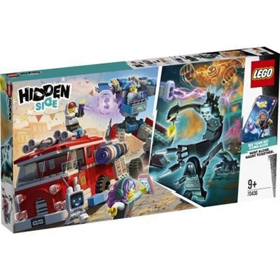 LEGO Hidden Side 70436 Ghost Fire Truck 3000