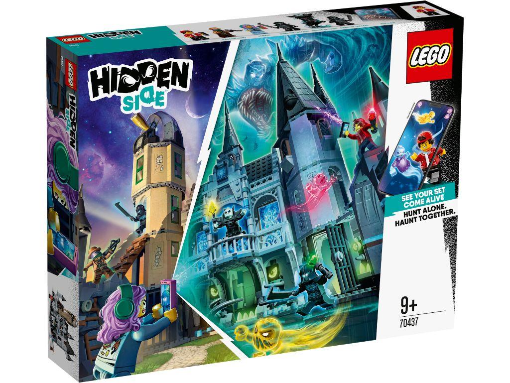 LEGO Hidden Side 70437 Castle Of Mystery 1