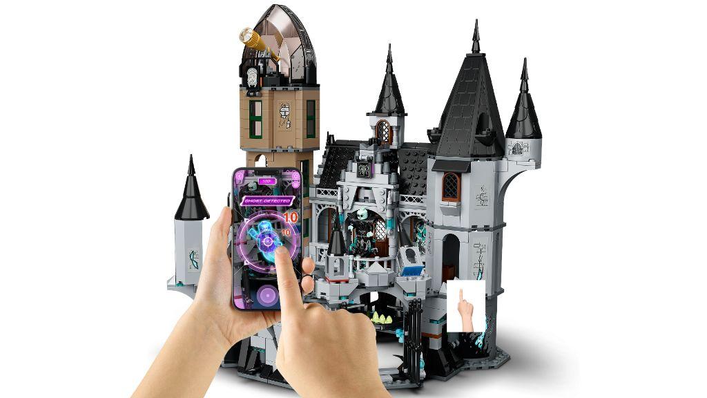 LEGO Hidden Side 70437 Castle Of Mystery 10