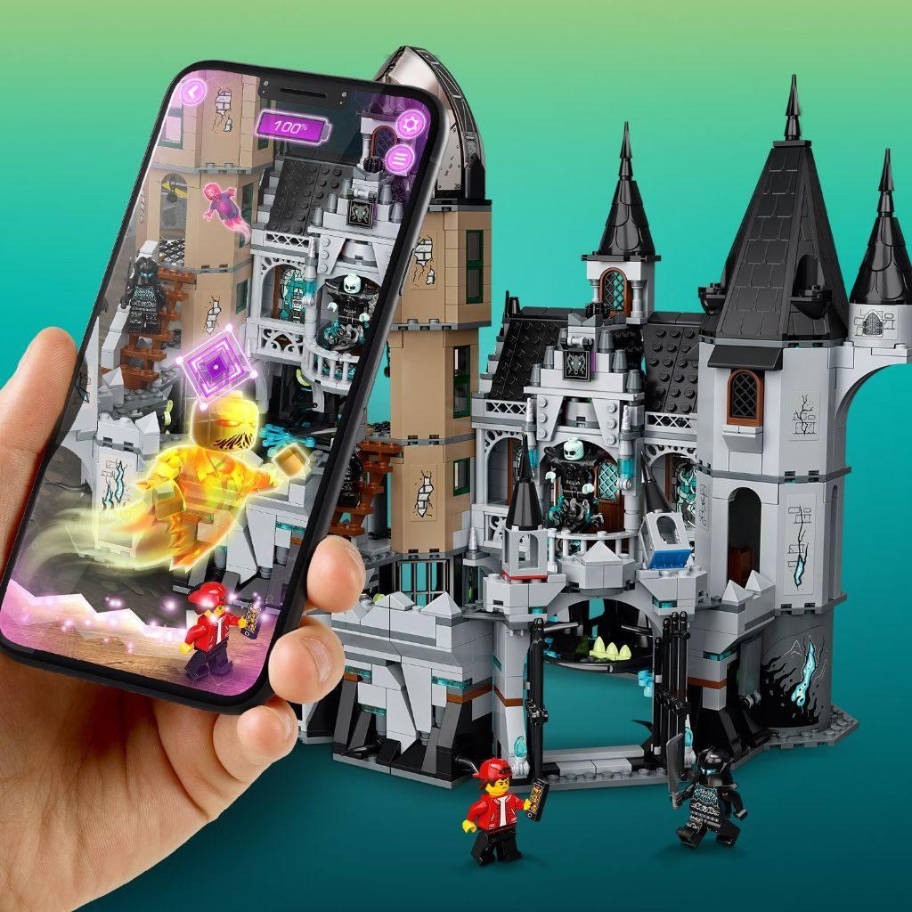 LEGO Hidden Side 70437 Castle Of Mystery 12 1024x1024