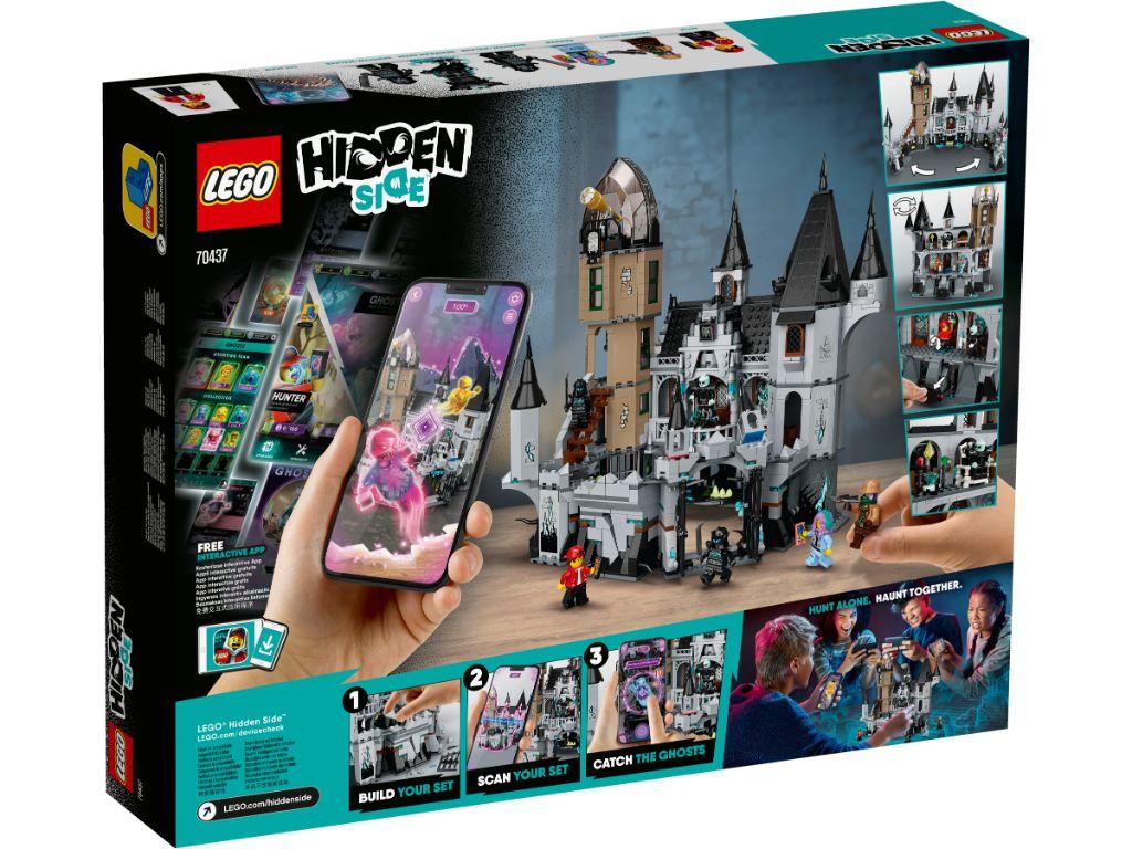 LEGO Hidden Side 70437 Castle Of Mystery 2