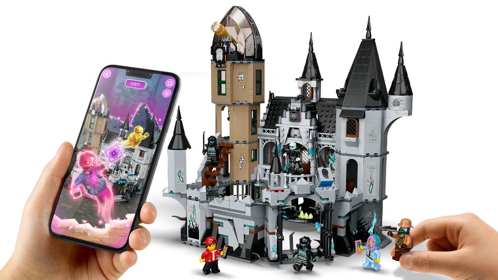 LEGO Hidden Side 70437 Castle Of Mystery 4