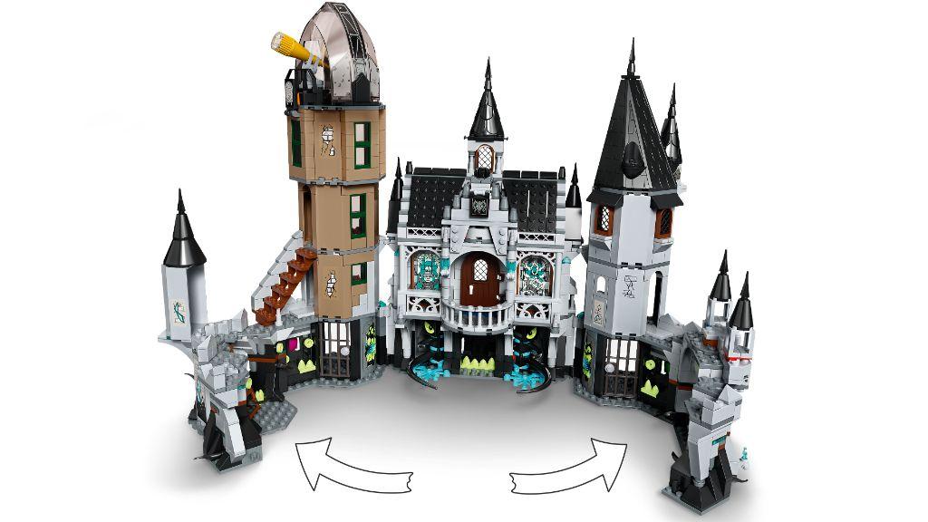 LEGO Hidden Side 70437 Castle Of Mystery 5