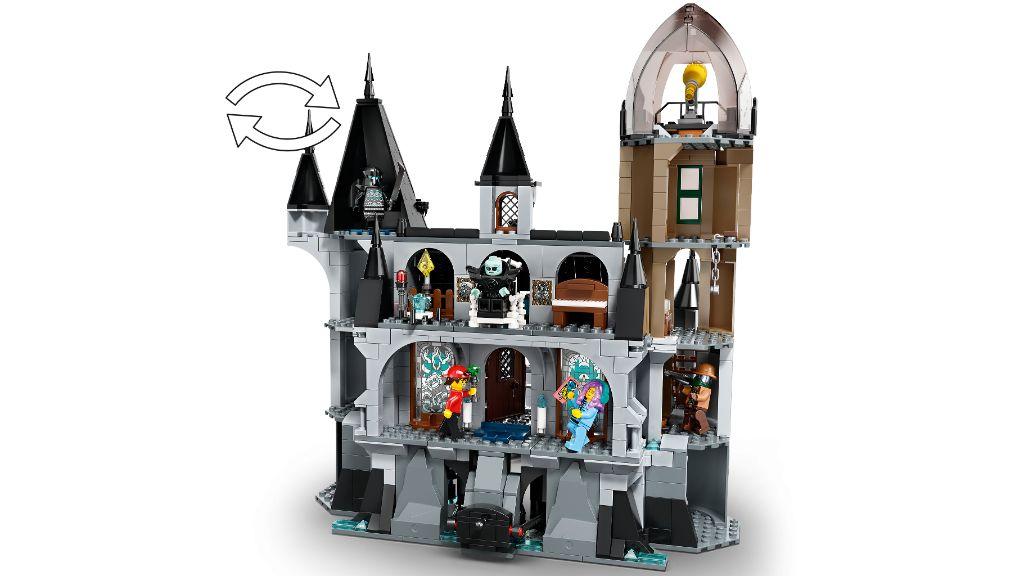 LEGO Hidden Side 70437 Castle Of Mystery 6