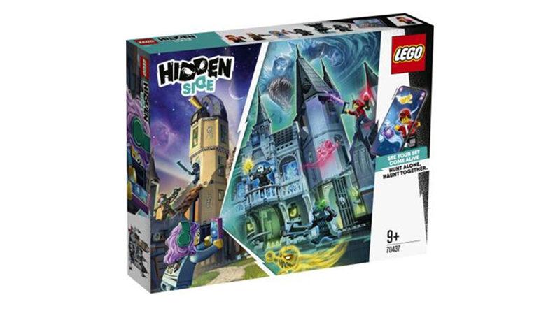 LEGO Hidden Side 70437 Castle of Mystery