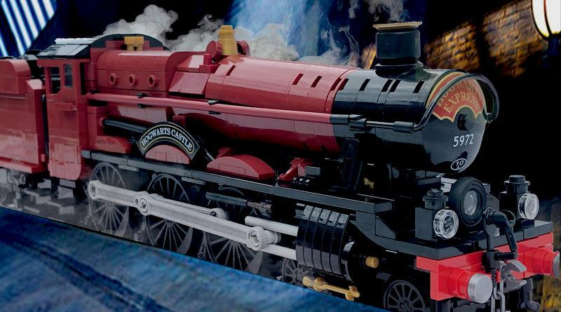 LEGO Hogwarts Express FP