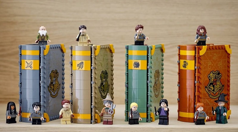 LEGO Hogwarts Moments First Look featured