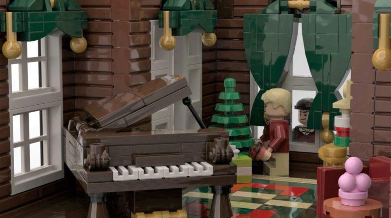 LEGO Home Alone 800x445