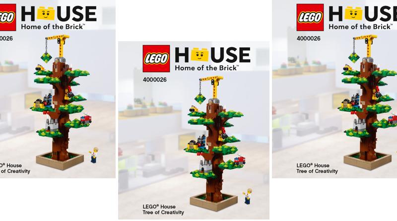 LEGO House 4000026 Tree Of Creativity Featured 800 445