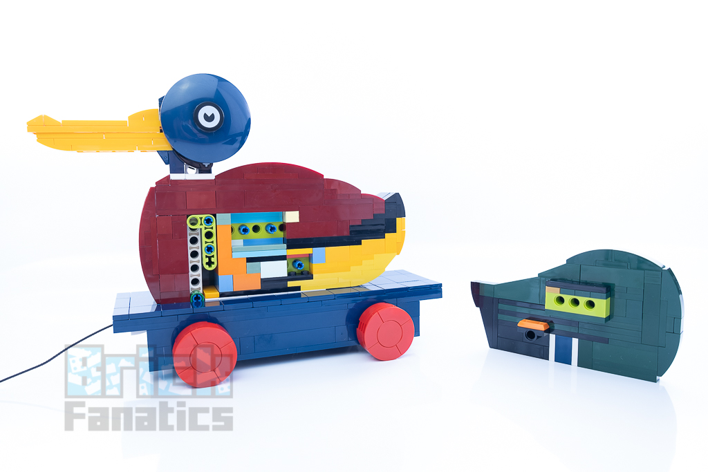LEGO House 40501 The Wooden Duck 15