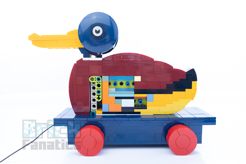 LEGO House 40501 The Wooden Duck 16